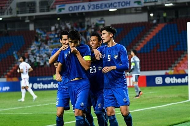 Championnat U23 de l'Asie 2020: L'Australie, l'Arabie Saoudite, l'Ouzbekistan et la R. de Coree hinh anh 1