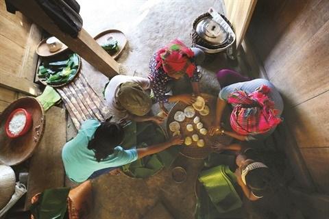 Le Tet traditionnel des Ha Nhi a Dien Bien hinh anh 2