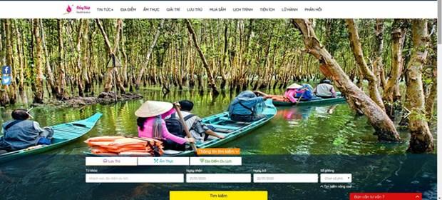 Dong Thap lance un portail de tourisme intelligent hinh anh 1