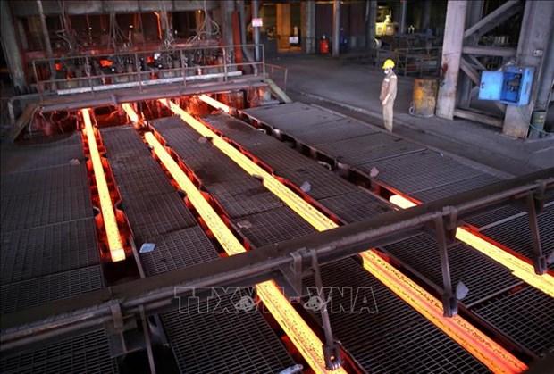 En 2020, la production d'acier va augmenter de 6-8% hinh anh 1