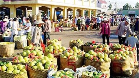 Janvier: plus de 8,2 milliards de dollars d'echanges commerciaux Vietnam – Chine hinh anh 1