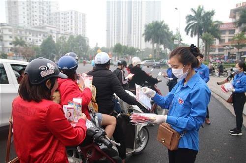 Lancement d'un site Web et d'une application mobile sur le coronavirus au Vietnam hinh anh 2