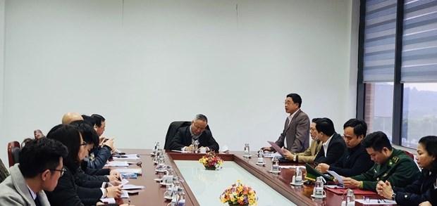 Coronavirus/Lao Cai : Dedouanement de 580 tonnes supplementaires de produits agricoles hinh anh 2