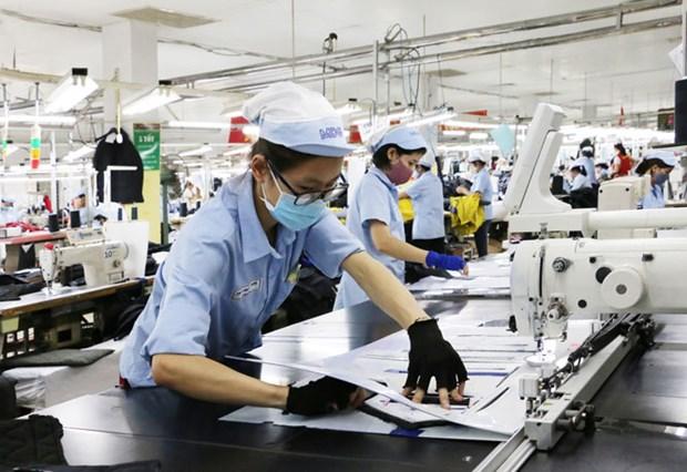 La 4e revolution industrielle, une percee pour la filiere textile du Vietnam hinh anh 1