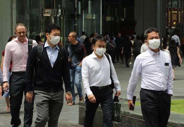Coronavirus : 45 cas a Singapour hinh anh 1