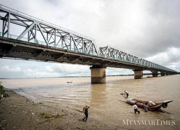 Un groupe de construction japonais va reconstruire des ponts au Myanmar hinh anh 1