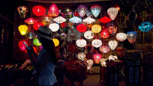 Hoi An dans la liste de CNN des plus romantiques endroits du monde hinh anh 1
