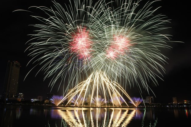 COVID-19 : Da Nang n'organisera pas le Festival international des feux d'artifice de 2020 hinh anh 1