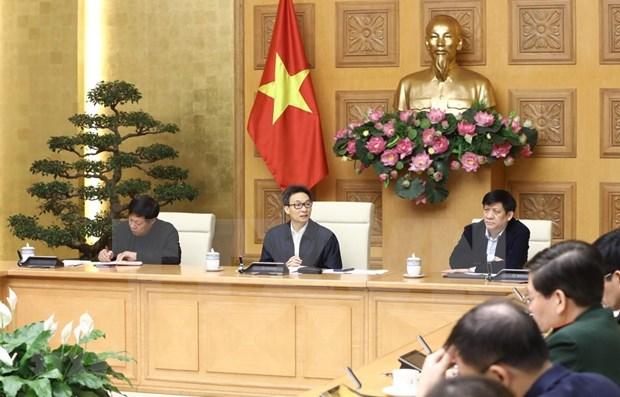 COVID-19 : Le Vietnam durcit le controle des personnes venant de Republique de Coree hinh anh 1