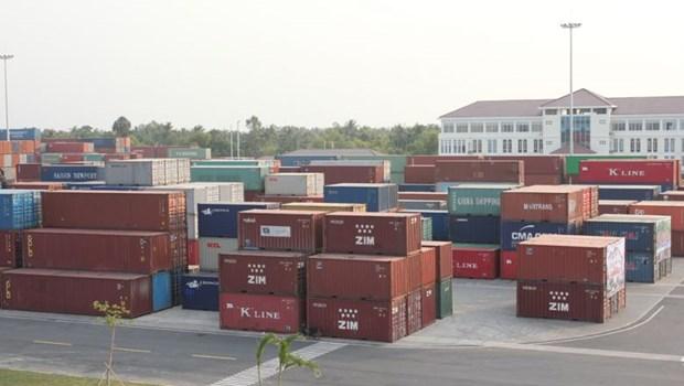 Cambodge et Chine vont conclure leur accord de libre-echange avant la fin de l'annee hinh anh 1