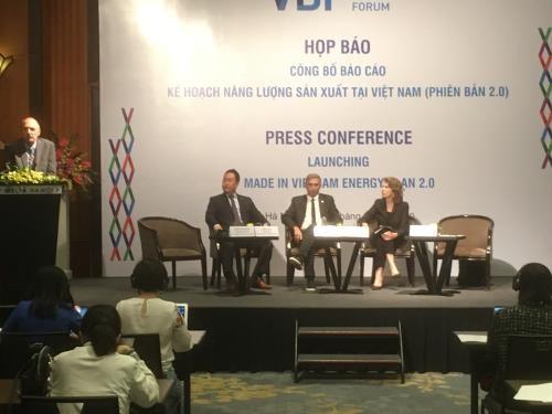 Le VBF publie le Plan des energies produites au Vietnam 2.0 hinh anh 1