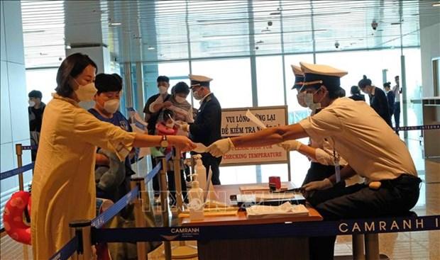 Declaration sanitaire obligatoire pour tous les passagers au Vietnam hinh anh 1