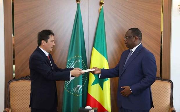 Le Senegal souhaite renforcer sa cooperation multisectorielle avec le Vietnam hinh anh 1