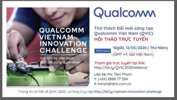 Lancement d'un concours pour promouvoir l'innovation technologique des startups vietnamiennes hinh anh 1