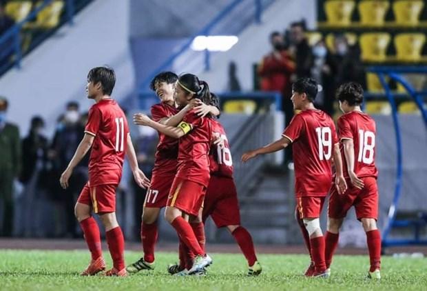 Playoffs des JO 2020 : le reve brise des footballeuses vietnamiennes hinh anh 1