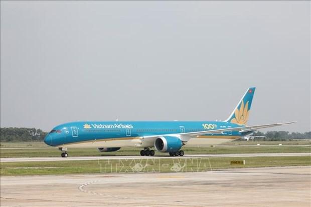 COVID-19: Vietnam Airlines facilite le rapatriement des Vietnamiens d'Europe hinh anh 1