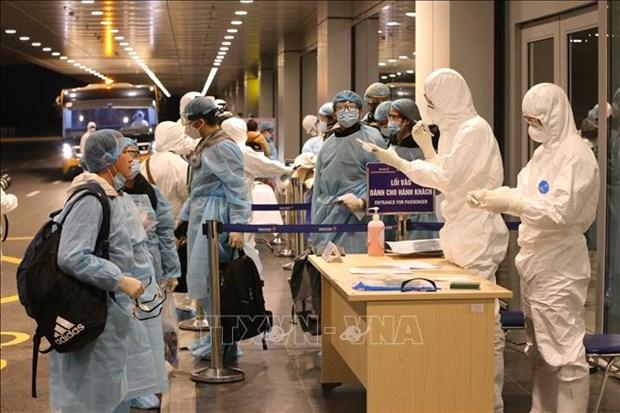 COVID-19: Vietnam Airlines facilite le rapatriement des Vietnamiens d'Europe hinh anh 2