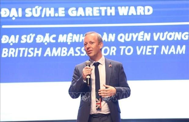 Coronavirus : L'ambassadeur du Royaume-Uni remercie le Vietnam hinh anh 1
