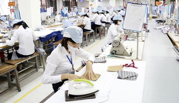 Hanoi maintient son objectif de croissance pour 2020 hinh anh 1