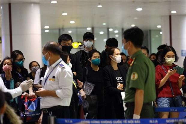 Le Vietnam signale cinq nouveaux cas de COVID-19 hinh anh 1