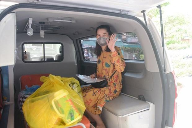 Coronavirus : trois patients sont gueris a Da Nang hinh anh 1
