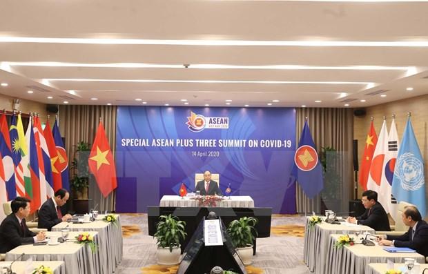 Le Vietnam plebiscite pour son role dans la reponse regionale au COVID-19 hinh anh 1