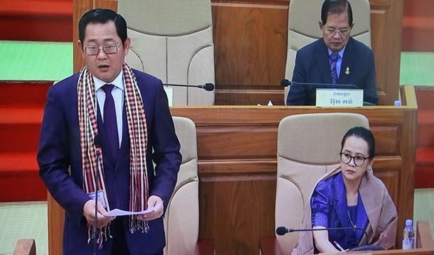 Cambodge : le Senat a vote le projet de loi sur l'etat d'urgence hinh anh 1