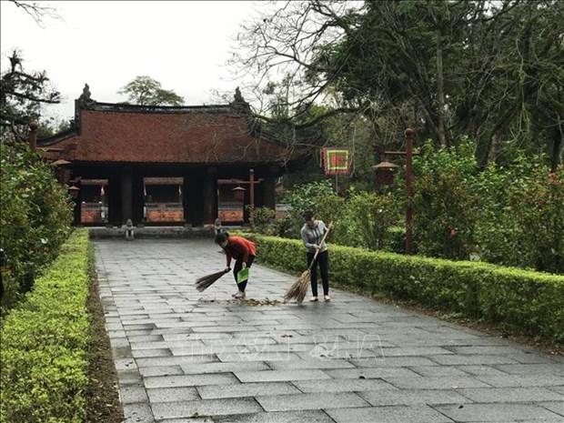 Reouverture des sites touristiques a Thanh Hoa hinh anh 1