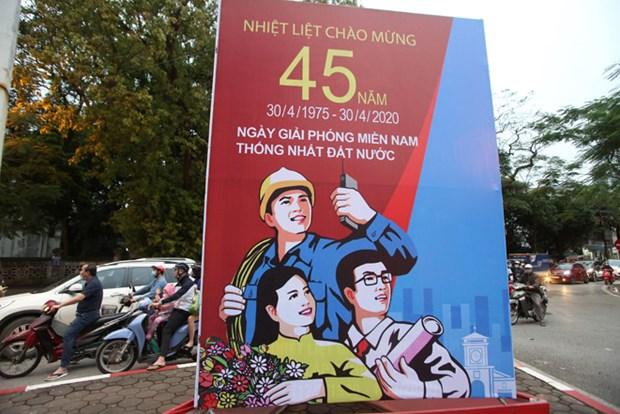 Un journal allemand salue l'esprit de la paix et de l'independance du Vietnam hinh anh 1