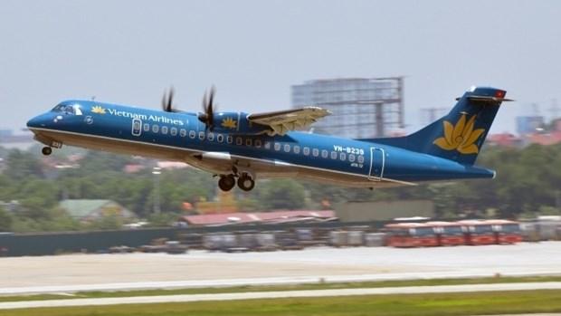 Les compagnies aeriennes autorisees a supprimer la distanciation en avion a partir du 7 mai hinh anh 1