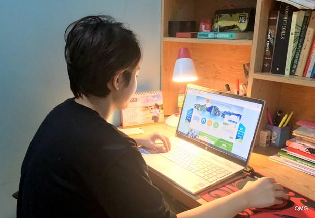 COVID-19 : Quang Ninh fait la promotion des transactions en ligne hinh anh 1
