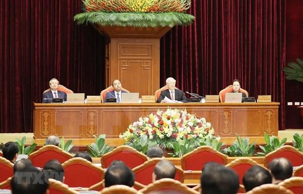 Le secretaire general du PCV souligne l'esprit de responsabilite du travail du personnel hinh anh 1