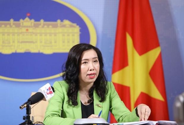 Le Vietnam souhaite voir la communaute internationale repousser le COVID-19 hinh anh 1