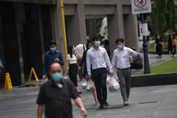Singapour : le verrouillage partiel devra finir le 1er juin hinh anh 1
