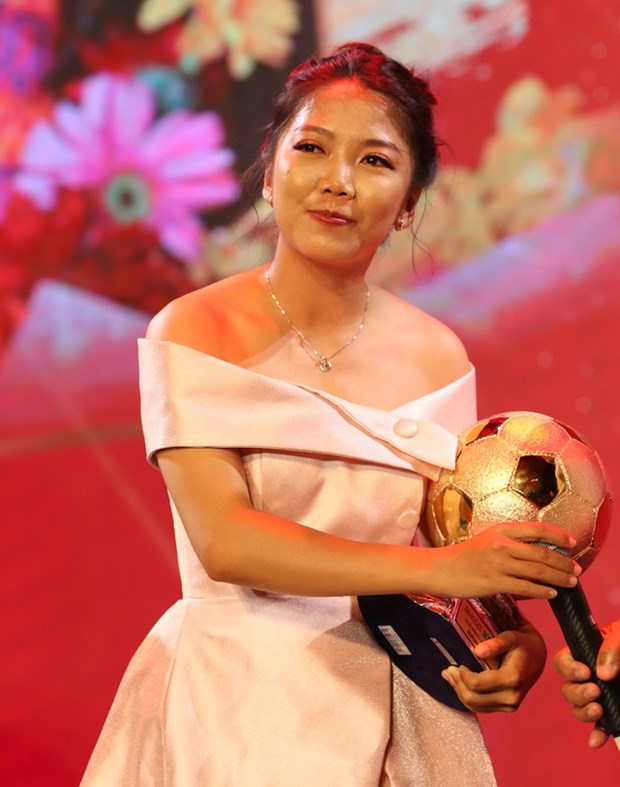 Football : Do Hung Dung remporte le Ballon d'Or du Vietnam 2019 hinh anh 2