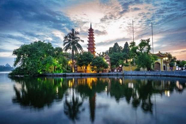 Hanoi et Ho Chi Minh-Ville parmi les 12 destinations touristiques les plus populaires d'Asie hinh anh 1