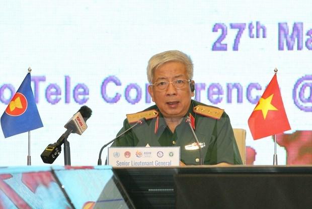 Le Japon salue le role de l'armee vietnamienne dans la lutte contre le COVID-19 hinh anh 2