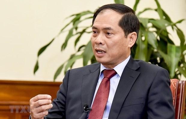 La ratification de l'EVFTA et de l'EVIPA revet une grande signification dans les liens Vietnam - UE hinh anh 1