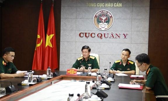 ASEAN : cooperation de la medecine militaire pour anti-epidemique hinh anh 1