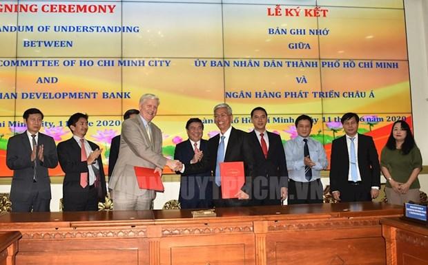 BAD - Partenaire de developpement important de Ho Chi Minh-Ville hinh anh 2