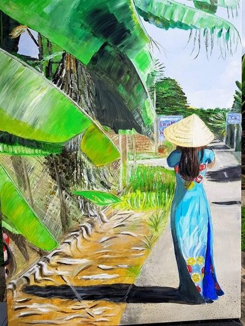 Jacky peint son Vietnam hinh anh 3