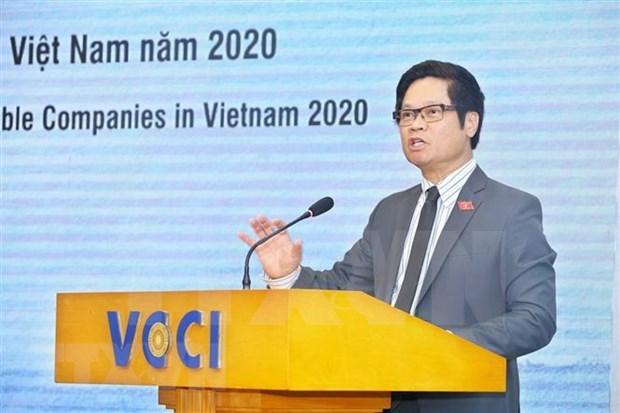Le Conseil d'affaires de l'Asie de l'Est reflechit a la reprise post-Covid-19 hinh anh 1