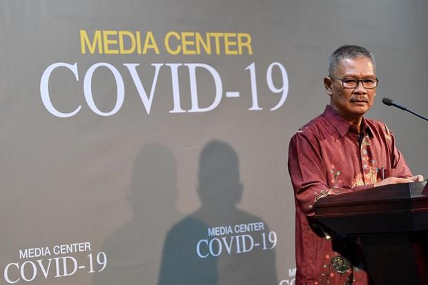 Coronavirus : 1.331 contaminations en une journee en Indonesie hinh anh 1