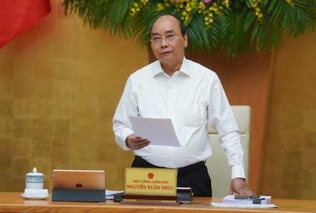 Le Premier ministre demande des mesures pour traiter des projets deficitaires hinh anh 1
