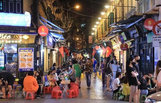 Le nombre de visiteurs etrangers en baisse de 55,8% au premier semestre hinh anh 1