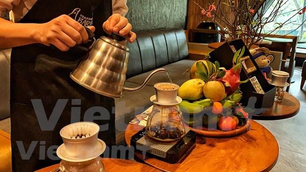 Starbucks valorise la culture vietnamienne hinh anh 4