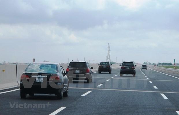 Le Vietnam va posseder des miliers de kilometres supplementaires d'autoroutes en 2030 hinh anh 1