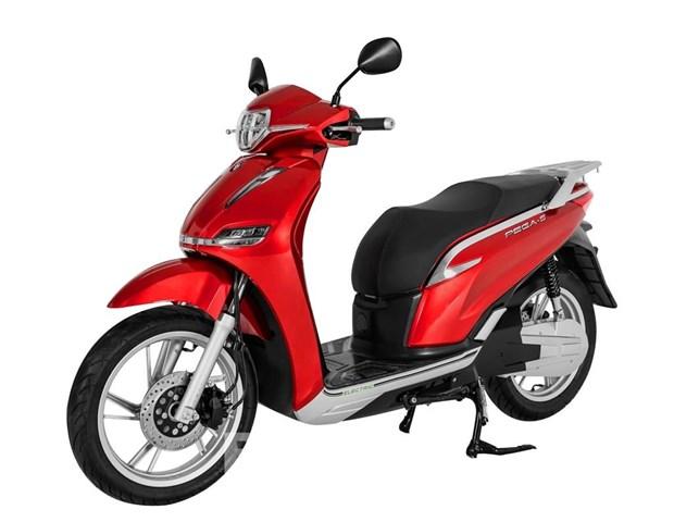 PEGA Vietnam exportera des motos electriques vers la Chine et l'Europe hinh anh 1