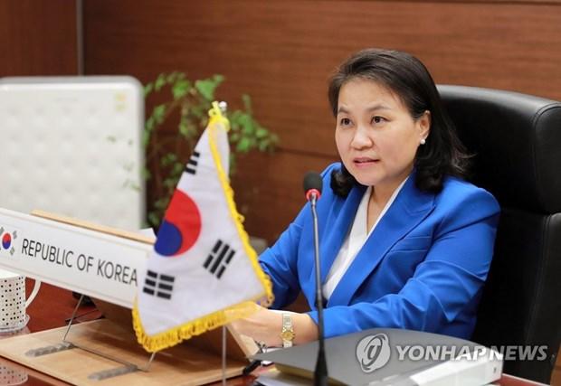 La Republique de Coree et le Cambodge vont lancer des negociations en vue d'un ALE hinh anh 1