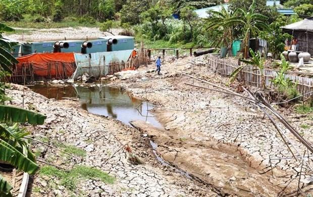 Delta du Mekong : la salinisation a tendance a diminuer mais restera elevee hinh anh 3